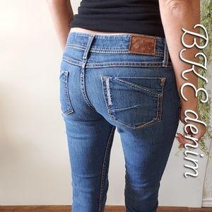 BKE Stella straight jeans